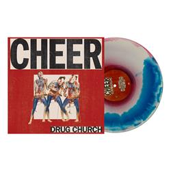 Cheer Aqua Blue/Bone/Red A-Side/B-Side