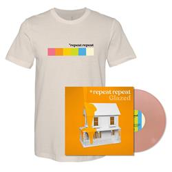 Glazed LP + T-Shirt