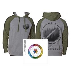 Everything Was Sound CD/Hoodie