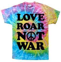 War Tie Dye