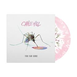Too Far Gone White/Baby Pink with Swamp Green & Grimace Purple Splatter