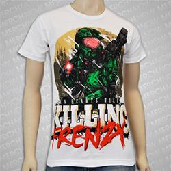 Killing Frenzy White