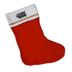 Logo Red Stocking