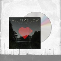 Future Hearts Deluxe CD