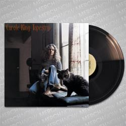 Tapestry Black 2LP Audiophile Release