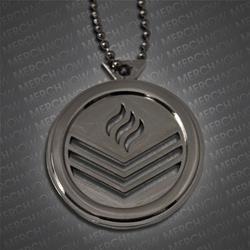 Symbol Metal Necklace
