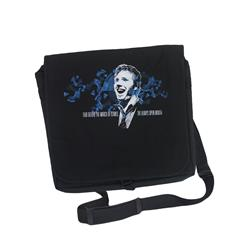 Open Mouth Messenger Bag