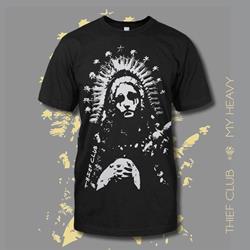 My Heavy Album Art Black T-Shirt