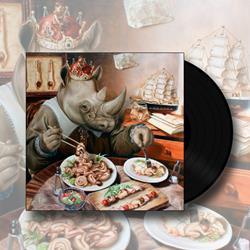 Tellurian Black LP