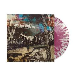 *ALMOST SOLD OUT VINYL* in•ter a•li•a Clear W/ Purple Splatter