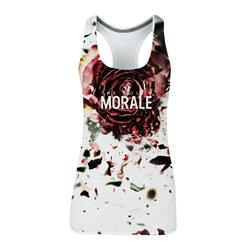 Rose Girl's Tank Top