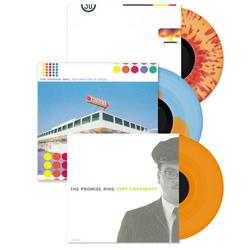The Promise Ring Deluxe 3 LP Bundle
