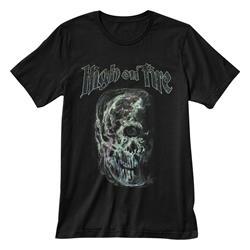 Skull Tee Black