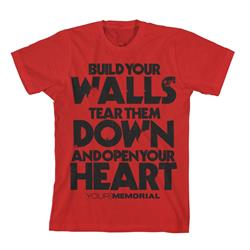 Build Your Walls Red $6 Sale *Small Only*