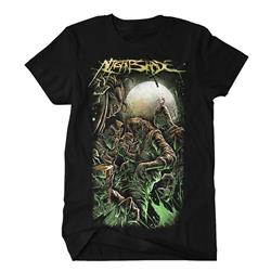 Creepy Crawlers Black T-Shirt
