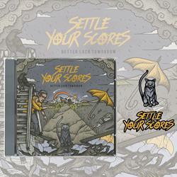 Better Luck Tomorrow CD + Pins