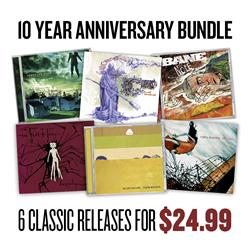 Equal Vision Records - 10 Year Anniversary CD Bundle
