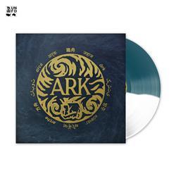 Ark Half Aqua/Half Clear