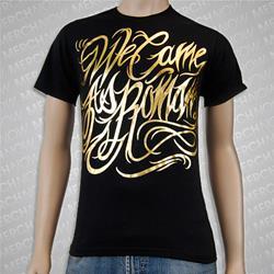 Gold Foil Black