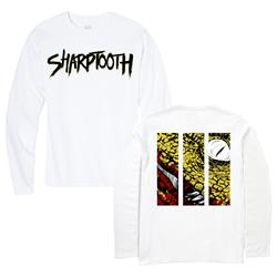 Eye White Long Sleeve T-Shirt