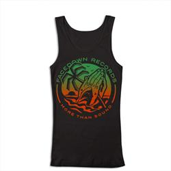Shark Hands Black Tank                                                 Benefit Merch