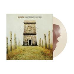 I Am Alive In Everything I Touch Bone/Dark Brown Color In Color LP