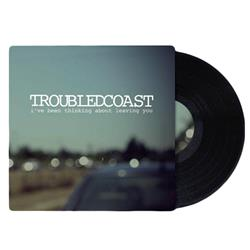 I've Been Thinking About Leaving You Black 7 Inch