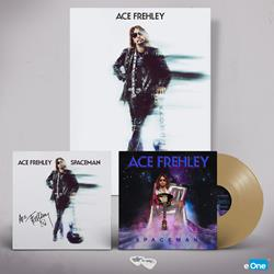 Spaceman Gold Vinyl Bundle