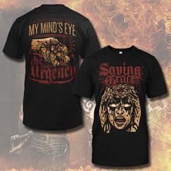 Minds Eye Black T-Shirt *Final Print*