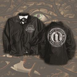 Show Your Heart Black Windbreakers *Final Print*