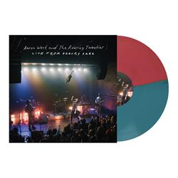 Live From Asbury Park Blue & Maroon Split