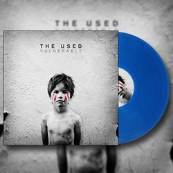 Vulnerable Deluxe Translucent Blue LP