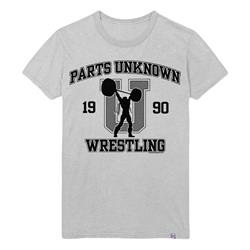 Parts Unknown Heather Grey
