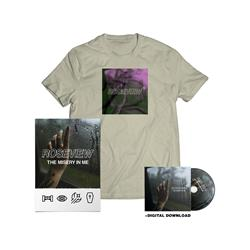 The Misery In Me Album T-Shirt
