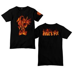 Hell's Pit Fire Black