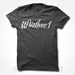 Logo Heather Charcoal T-Shirt