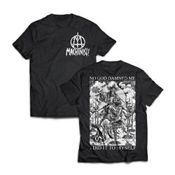 Machinist! Black T-Shirt