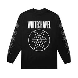 Double Pentagram Black