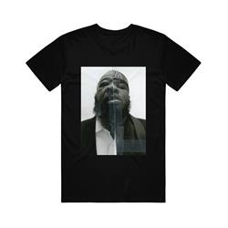 Brandon Banks Black Tee + Digital Album (Pre-Order)