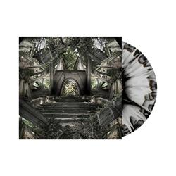 Moon Tooth Crux Black & White Aside/Bside W/ Heavy Silver Splatter