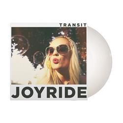 Transit - Joyride White Vinyl LP