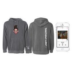 Big Head Pullover + Zoo Digital Album
