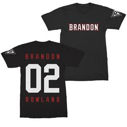 TMRW Logo Brandon Black