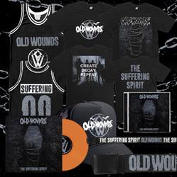 The Suffering Spirit LP + CD MEGA Bundle