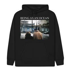 *Limited Stock* Couple Black Hooded Sweatshirt
