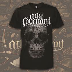 Parasite Black T-Shirt $6 Sale