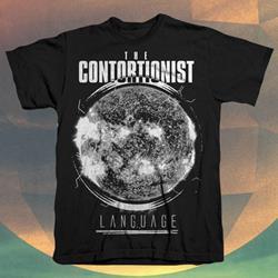 Sun Black T-Shirt