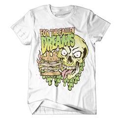 Death Burger White