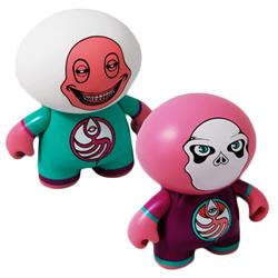 Chuckles/Mr. Squeezy Dolls