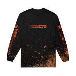 Label Bleached Black
